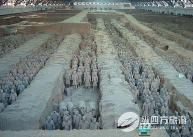 地下金字塔—秦陵地宫