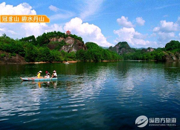 福建龙岩冠豸山旅游景区一日游