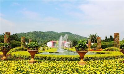 漳州花博园