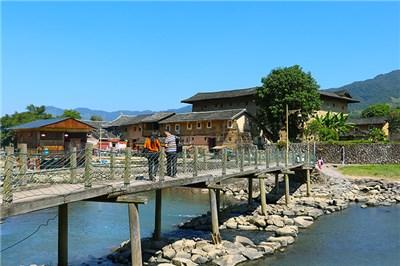 福建漳州滨海火山国家地质公园+南靖云水谣6人起小包团两日游
